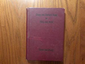 Song and Serbice Book for Ship and Field. Army and Navy.