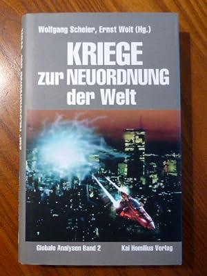 Kriege zur Neuordnung der Welt : Imperialismus: Woit, Ernst [Hrsg.]