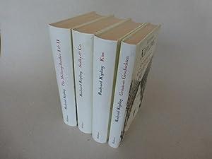 Kleine Sammlung. Vier Bände. Dschungelbücher I und: Kipling, Rudyard.