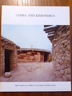 Lemba and Kissonerga. (= Series of Guide: Croft, Paul ;