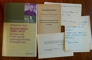 Michael Keller (1896 - 1961) : Genese: Eck, Sebastian: