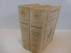 Buddenbrooks. Verfall einer Familie. Jubiläumsausgabe. 50. Auflage.: Mann, Thomas.