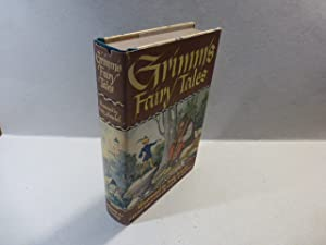 Grimm s Fairy Tales. Illustrated by Fritz Kredel. Translated by Mrs. E.V. Lucas, Lucy Crane and M...