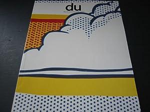 Du - Die Kunstzeitschrift. Nr. 455. 1/1979. Thema: Sammlung Ludwig.: Du - Zeitschrift der ...