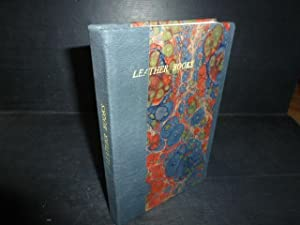 Leather Books. An illustrated Handbook. (Handeinband).: Frigge, Karli.