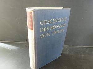 Geschichte des Konzils von Trient. Band 1.: Jedin, Hubert.