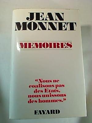 Jean Monnet : Mémoires.
