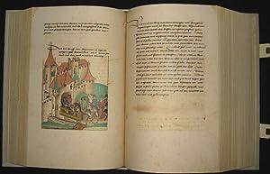 Die grosse Burgunder-Chronik des Diebold Schilling von: Schilling, Diebold.