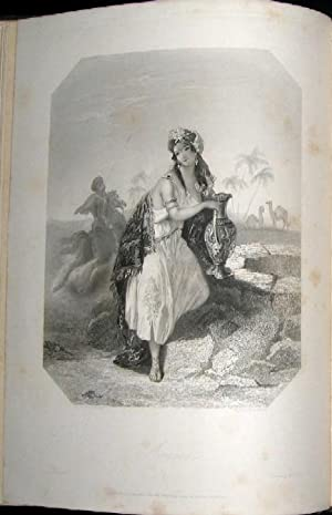 Finden's Tableaux. A series of thirteen scenes of national character, beauty, and costume. ...