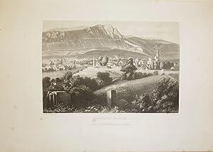 Das Schweizerland in Bild und Wort. Dargestellt in malerischen Original-Ansichten und von ...