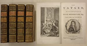 The Tatler; Or, Lucubrations of Isaac Bickerstaff, Esq;