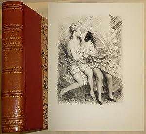 Les nuits chaudes du Cap français. Gravures originales de Paul-Emile Bécat.: ...