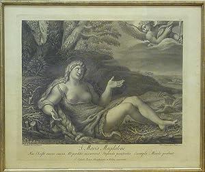 S. Maria Magdalene: Haec Christi amore saucia, Ut perditis succurreret, Stupenda poenitentiae ...