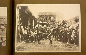 Sammlung mit ca. 696 montierten Originalfotografien aus: Fotografie. 1. Weltkrieg