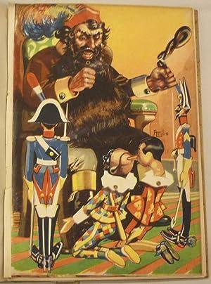 """Pinocchio animato. Grande Albo delle """"Avventure"""" del: Kinderbücher - Collodi,"""