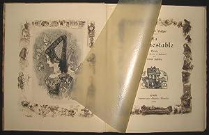 La Connestable. Conte imagé, gravé et enluminé par Albert Robida.: Robida, ...