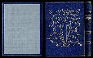 Lettres persanes. Lettrines de Robert Lanz.: Französische Literatur in
