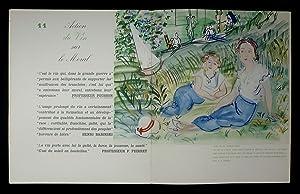 Mon docteur le vin. Quarelles de Raoul Dufy.: Dufy - Derys, Gaston.