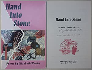 Hand Into Stone. Poems. Artwork by Jaune Quick to See Smith.