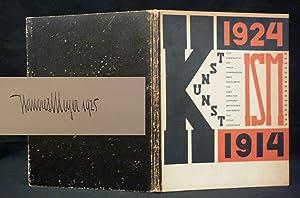 Die Kunstismen. - Les ismes de l'art.: Lissitzky, El und