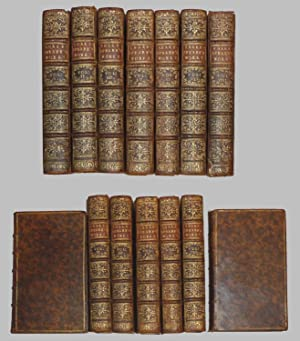 The Works of Shakespeare in Eight Volumes. Collated with the Oldest Copies, and Corrected: With N...