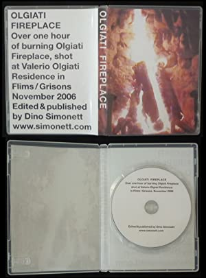 Olgiati Fireplace. Over one hour of burning Olgiati Fireplace, shot at Valerio Olgiati Residence ...