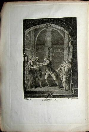 Mérinval. Drame. (Suivi de) Effets de la vengeance (par l'abbe Antoine François ...