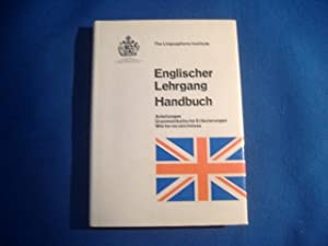 Englischer Lehrgang Handbuch: The Linguaphone Institute