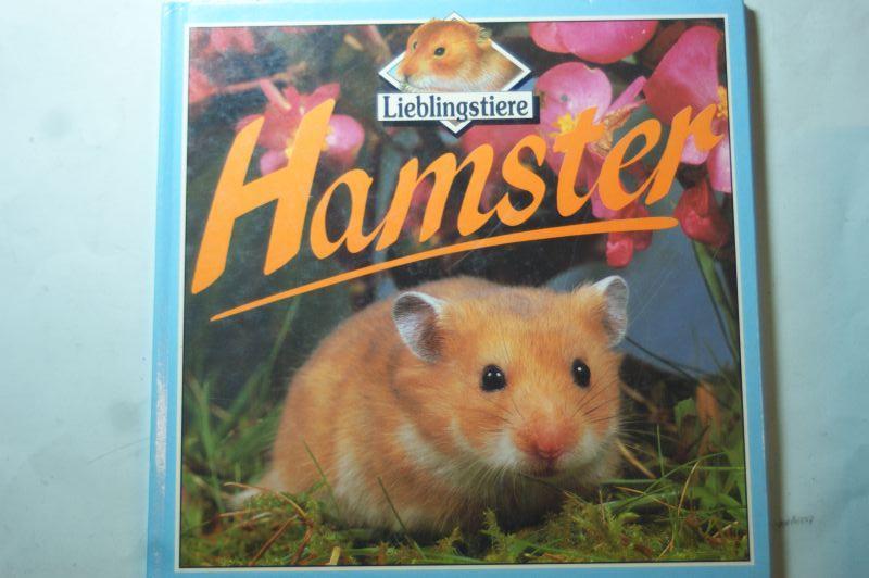 Lieblingstiere. Hamster - Petty, Kate
