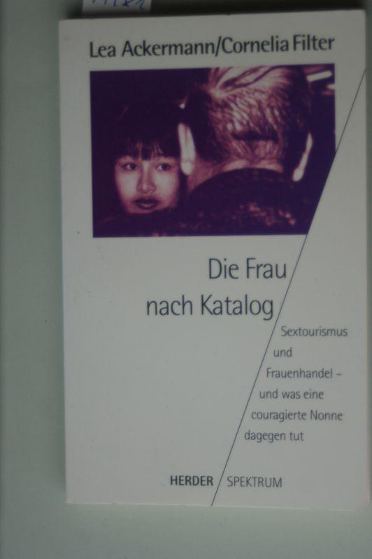 Die Frau nach Katalog: Ackermann, Lea und