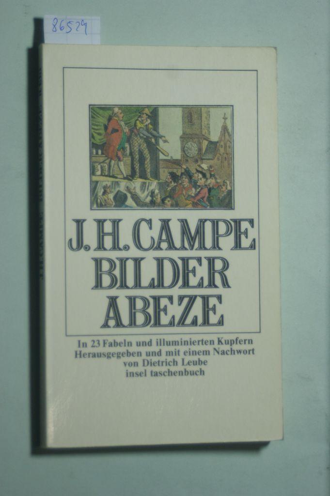 Bilder-Abeze : mit 23 Fabeln.: Joachim, Heinrich Campe: