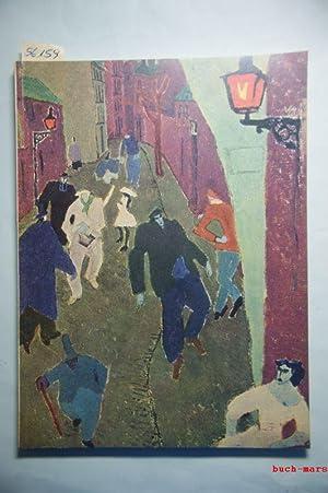 L. Feininger. Gemälde, Aquarelle, Zeichnungen, Graphik.: Feininger, Lyonel) -