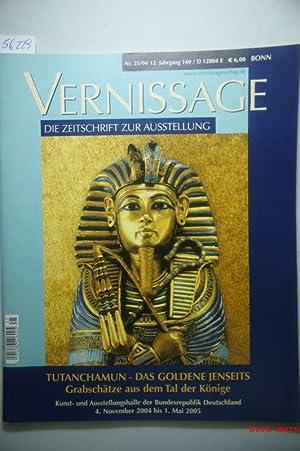 Tutanchamun - das goldene Jenseits : Grabschätze: Burkert, Hans [Hrsg.]