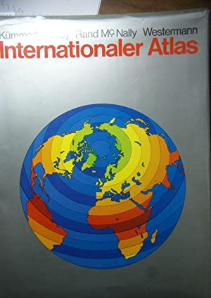 Internationaler Atlas. The International Atlas. El Atlas Internacional. L'Atlas.