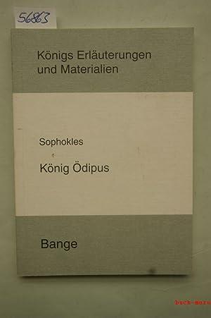 Königs Erläuterungen und Materialien, Bd.46, König Ödipus: Sophokles und Edgar