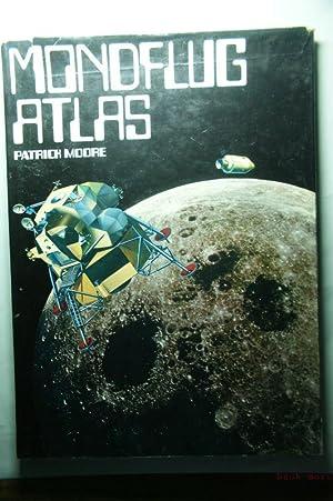 Mondflug Atlas: Moore Patrick: