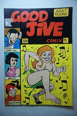 Good Jive Comix #1: Sande, Sandy: