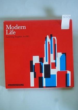 Modern Life - Learning Englisch A4/B3 -: Peter Bartlett, John