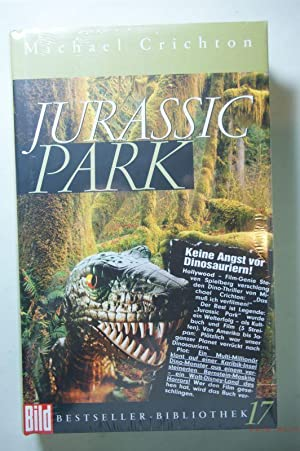 analysis of the novel jurassic park by michael crichton Jurassic park is a 1990 science fiction novel written by michael crichton, divided into seven sections (iterations)a cautionary tale about genetic engineering, it presents the collapse of.