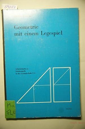 Geometrie mit einem Legespiel. Mit Legetafeln: Fletcher, Ibbotson: