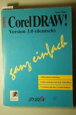 Corel Draw 3.0 ganz einfach: Müller, Mirko: