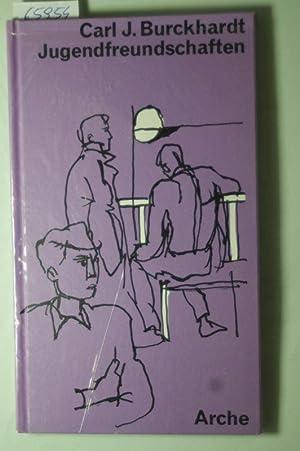 """Jugendfreundschaften. Erinnerungen. Mit Zeichnungen v. Hanny Fries (Reihe """"Die kleinen Bü..."""