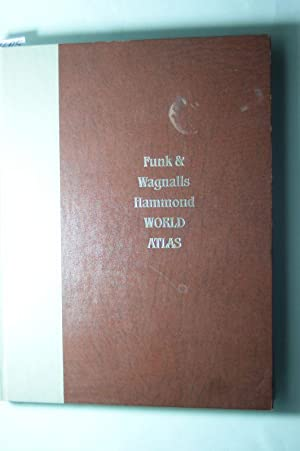 Funk and Wagnalls Hammond World Atlas. Including United States and Canada Recreation and Road Atlas.