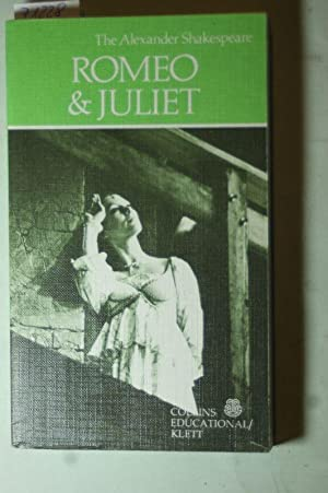 Romeo and Juliet. ( The Alexander Shakespeare): Shakespeare, William, R.