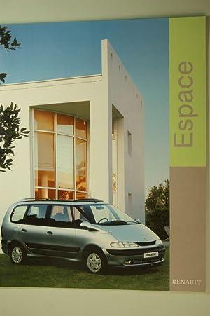 Prospekt Renault Espace 12/1998: Renault:
