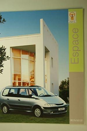 Prospekt Renault Espace 1998: Renault:
