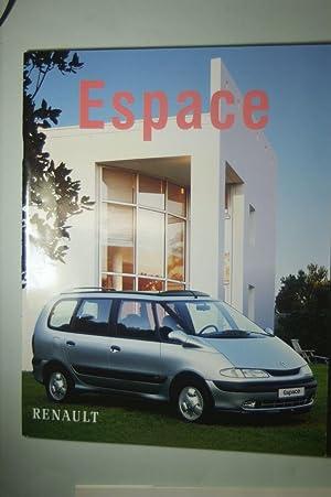 Prospekt Renault Espace 1997: Renault: