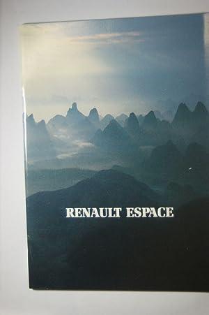Prospekt Renault Espace 1991: Renault: