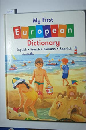 My First European Dictionary