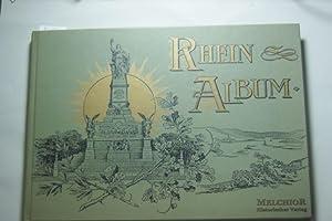 Rhein-Album Reprint der Ausgabe 1896: Foltz, F.: